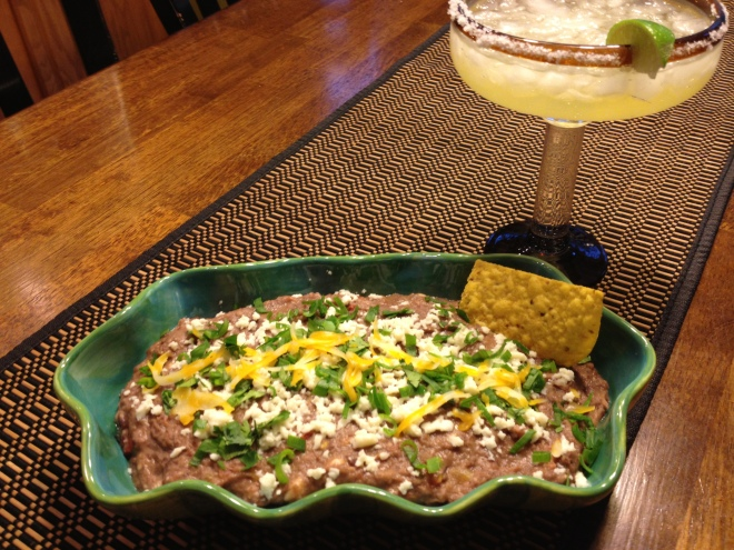 Mexican Black Bean Dip    dadwhats4dinner.com