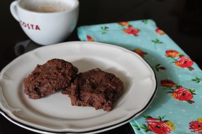 Cherry Chocolate Cookies (1)