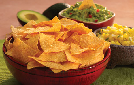 Tortilla Chip Day  February 24, 2015 in the USA