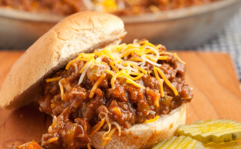 March 18 is National Sloppy JoeDay