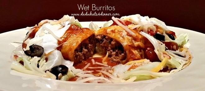 Wet Burritos